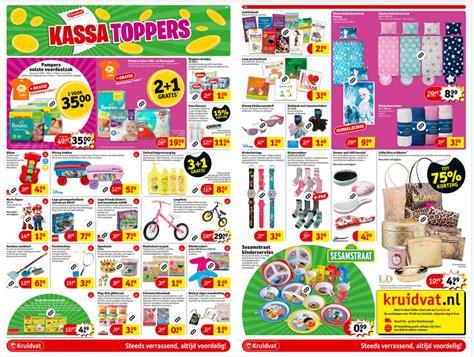 speelgoed folders sinterklaas kruidvat folder folderacties nl