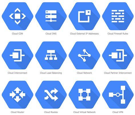 google design elements google cloud platform conceptdraw com