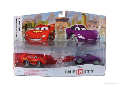 Gamis Set 2 disney infinity a look at the cars playset xbox