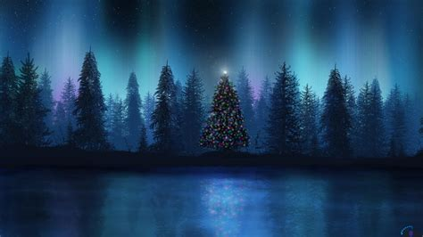 wallpaper christmas night christmas night wallpaper 236364