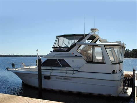 Used Cabin Cruisers by 1991 Used Sea 380 Aft Cabin Cruiser Boat For Sale