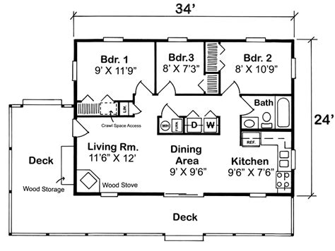 House Plan 20003 At Familyhomeplans Com | house plan 20003 at familyhomeplans com