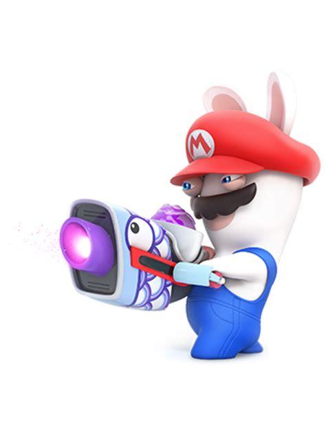 Sale Amiibo Rabbid Mario Lapin Mario mario rabbids kingdom battle on nintendo switch rolling