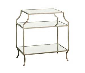 Side Table With Shelves by Milla Side Table W Shelf