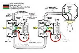 wiring 3 way switch