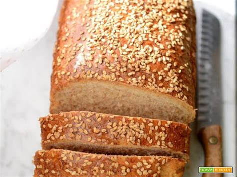 ricette pane in cassetta pane in cassetta semi integrale ricetta trovaricetta