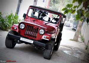 mahindra jeep thar interior images