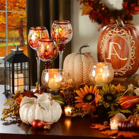 home decor fall mason jar fall crafts autumn diy ideas with jars idolza