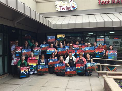 Painting With A Twist Fort Collins Colorado Co