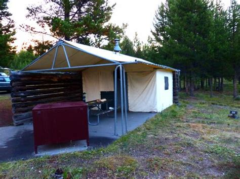 Colter Bay Tent Cabins by Bathroom Picture Of Colter Bay Grand Teton