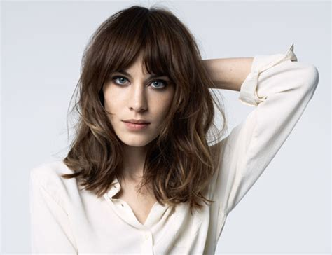 dry haircuts dublin hair crush alexa chung dublin hair salon