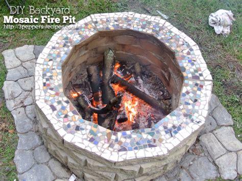 diy outdoor firepit 31 diy outdoor fireplace and firepit ideas diy