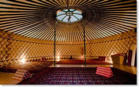 tende yurta simbologia della yurta