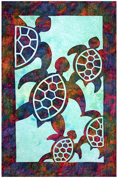 Quilting Company by Herd Of Turtles Quilt Pattern Pacific By Undercoverquilts