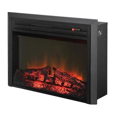 muskoka muskoka 27 inch electric firebox insert with