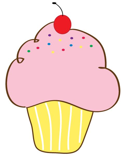 cupcake clipart free cupcake clipart pictures and free printable cupcake
