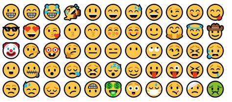 emoji on windows 10 windows 10 anniversary update brings a whole new set of emojis