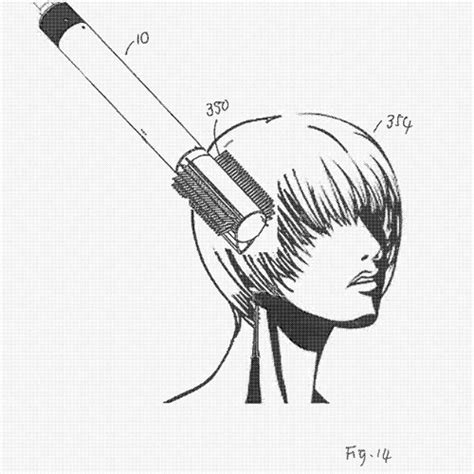 Dyson Hair Dryer Patent brandchannel dyson grows personal care business with high velocity hairbrush