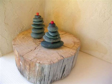 try this rock christmas tree