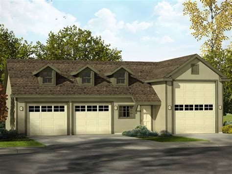 Attached 2 Car Garage Plans by 25 Best Images About Rv Garage Plans On Shops