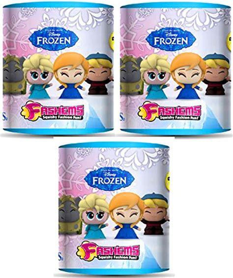 frozen barriers series 1 disney frozen fash ems series 1 blind pack capsule 3