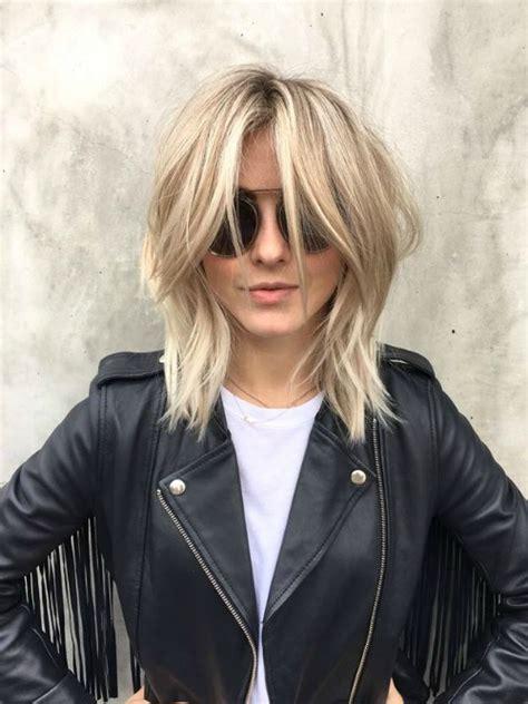 lob shag hairstyles 30 stunning shag haircuts in 2016 2017