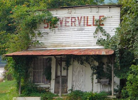 Abandoned Places In Indiana   silverville indiana all that s left of silverville