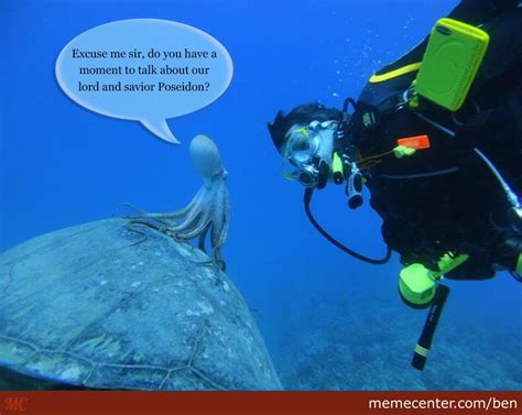 Scuba Meme - some of the best scuba diving memes submerged media