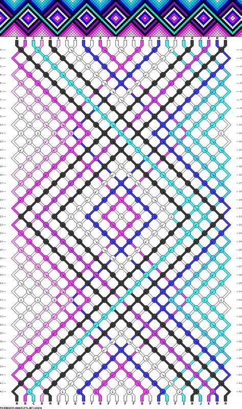 pattern friendship 1000 images about friendship bracelet patterns on