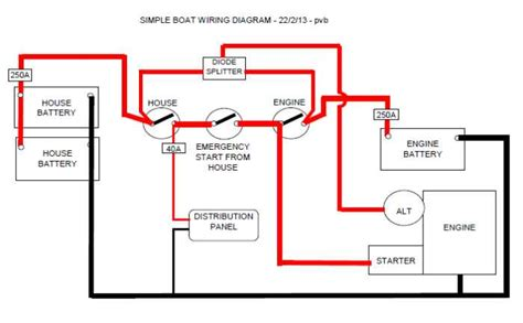 esper refit 36 simple boat wiring followtheboat