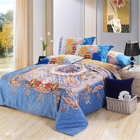 bohemian bedding set bohemian comforters beautiful image of luxury boho