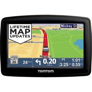 tomtom start 50m 5 vehicle gps with free lifetime map