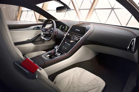 future bmw interior 2018 bmw concept 8 series interior 02 motor trend