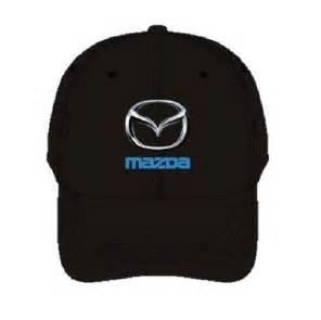 mazda structured cap