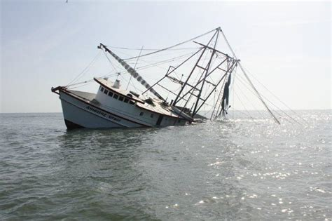 shrimp boat wreck ormond beach amazing grace shipwreck log