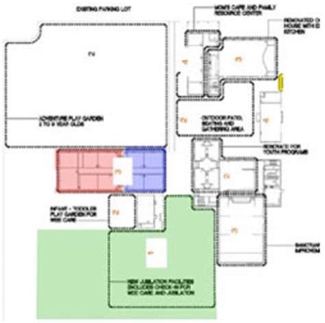 Catholic Church Floor Plans Child Care Head Start Amp Children S Learning Facility