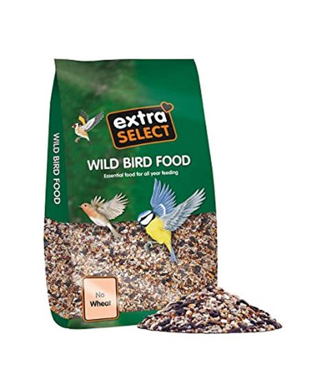 price comparison extra select no wheat wild bird food 12