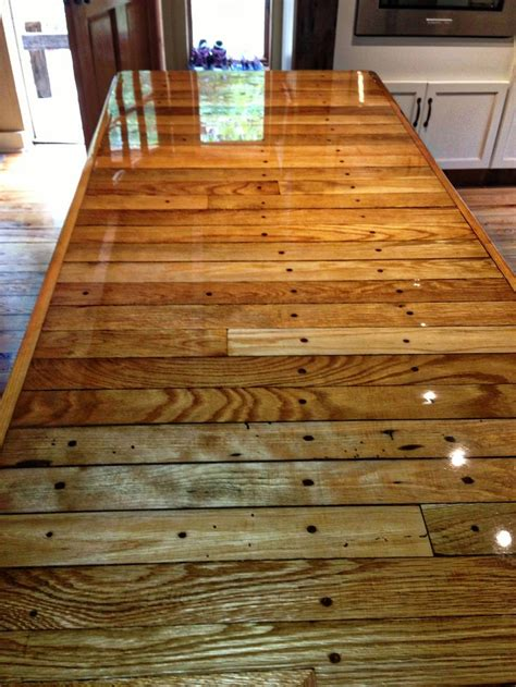 pallet bar top best 25 epoxy countertop ideas on pinterest