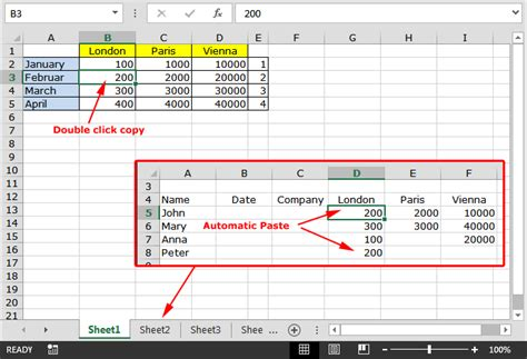 excel vba set cell value in another worksheet getting