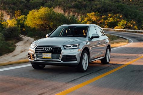 2018 audi q5 reviews 2018 audi q5 u s spec review taller and stronger motor