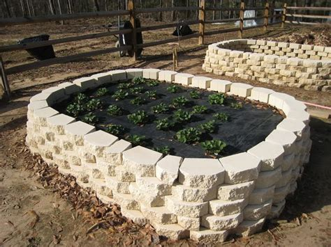 cinder block garden bed 17 best images about kundersoll garden gardens raised