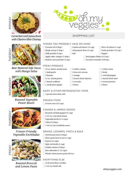 free printable vegan recipes 17 best images about meatless meal planning on pinterest