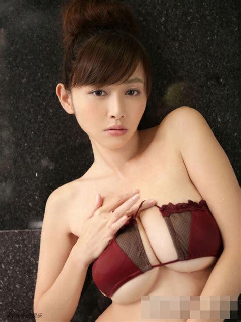 japanese model photos of japanese model sugihara anri china org cn