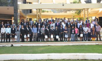 Howard Mba Program Admissions by Ifim Business School Hosts Students And Professors Of