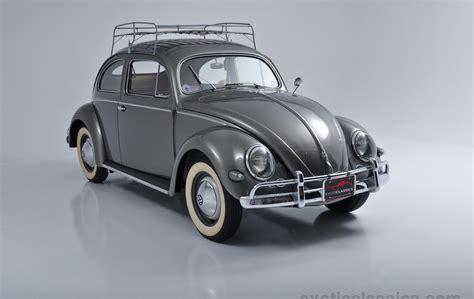 1957 Volkswagen Beetle by 1957 Volkswagen Beetle Chion Motors International L