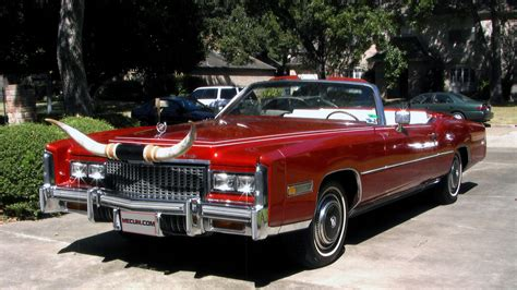 1976 Cadillac Eldorado Convertible by 1976 Cadillac Eldorado Convertible F65 Houston 2013