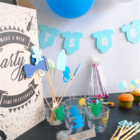 Adornos Para Baby Shower De Nino by Decoraci 243 N Baby Shower Ni 241 O S 250 Per Completa 125 000 En
