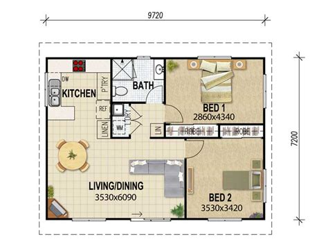 house plans numberedtype