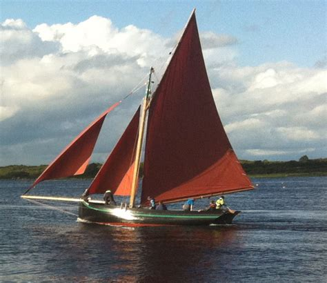 fishing boat for sale galway ireland s galway hooker fishing boat boats pinterest