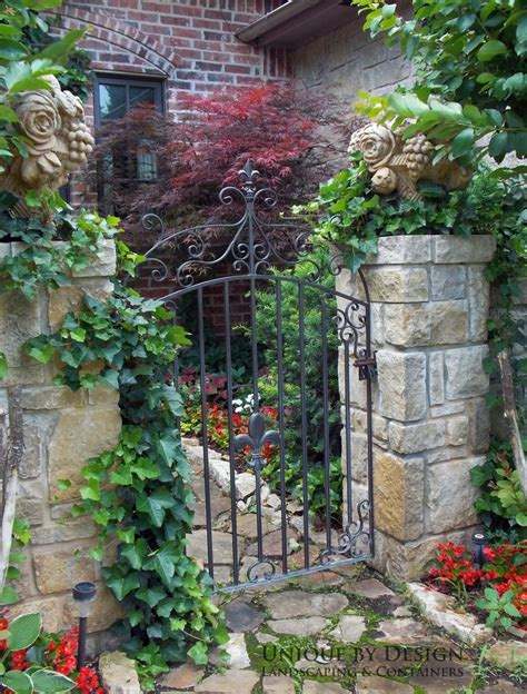 Garden Gates by 25 Best Ideas About Wrought Iron Gates On